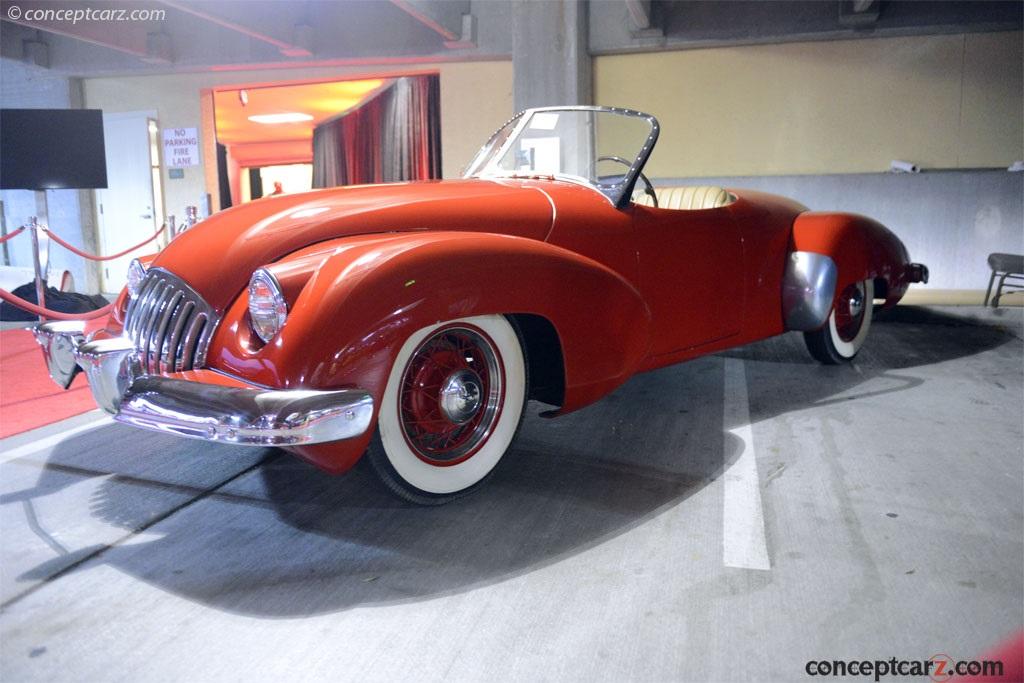 1947 Kurtis Omohundro Comet Custom