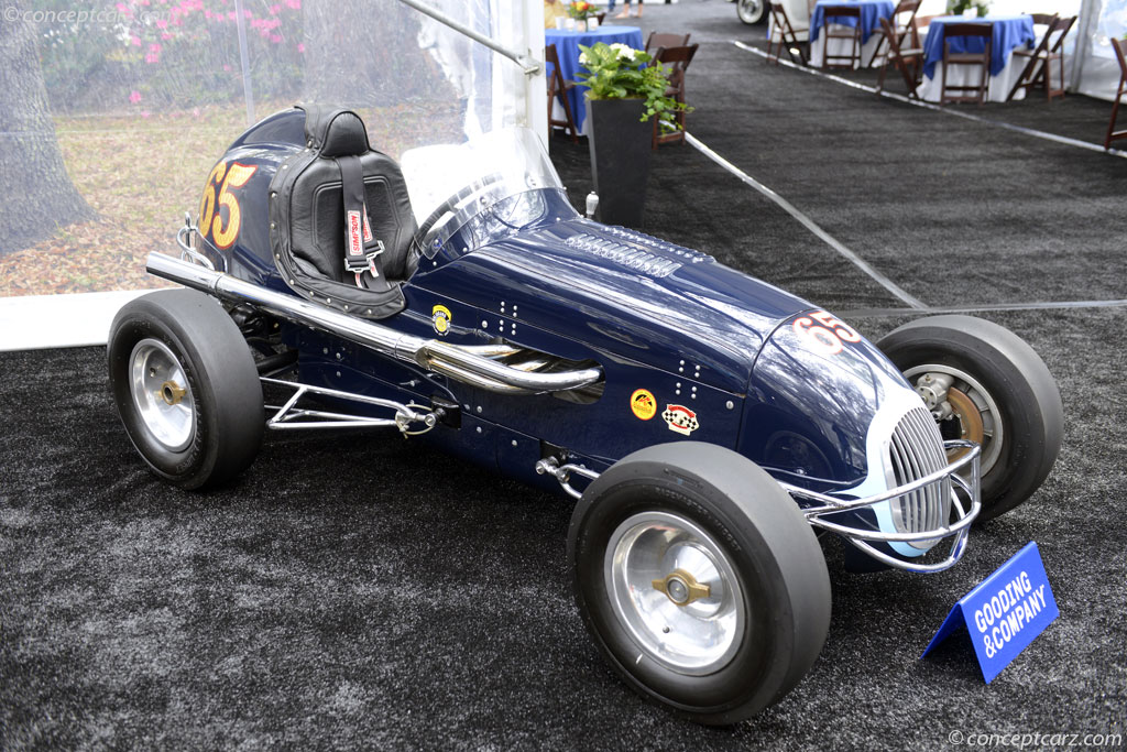 Auction Results and Sales Data for 1949 Kurtis Kraft Midget