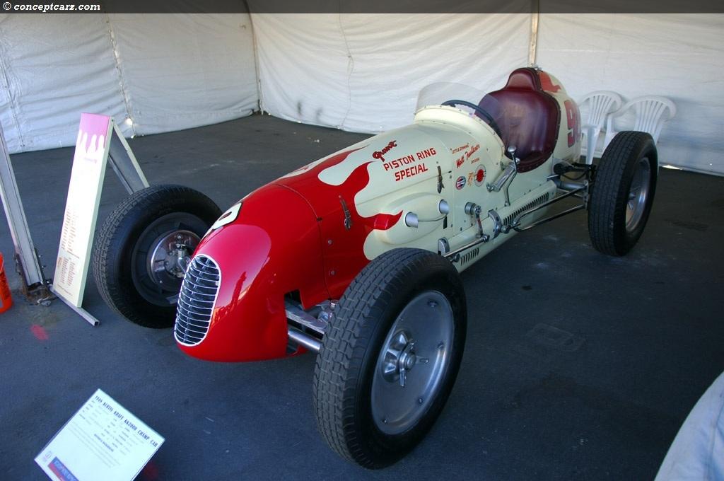 Kk Auto Sales >> 1948 Kurtis Kraft KK2000   conceptcarz.com