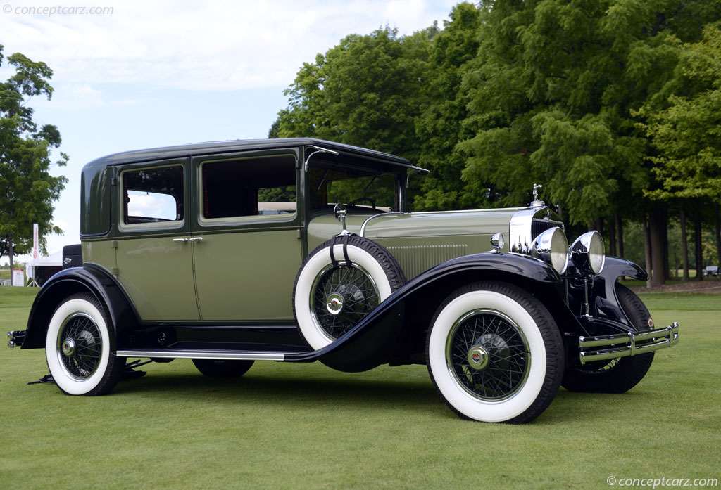 Auction Results And Sales Data For 1929 Lasalle Series 328