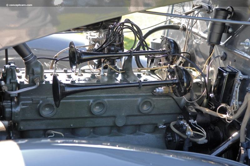 1936 LaSalle Series 36-50