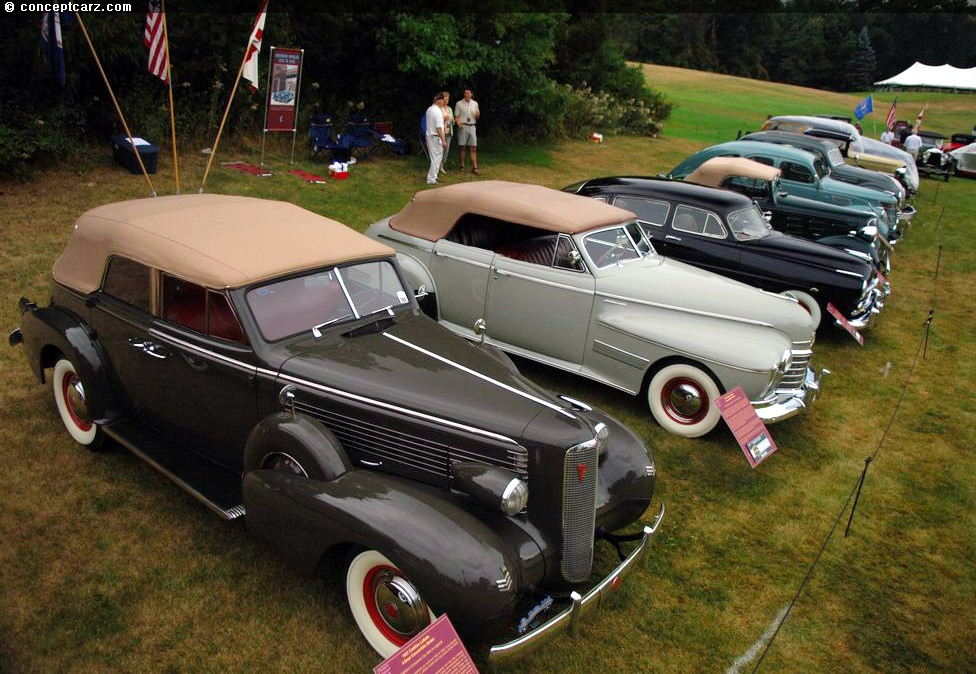 Auction Results and Sales Data for 1937 LaSalle Series 50