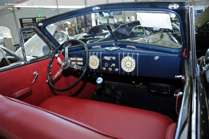 1937 LaSalle Series 50