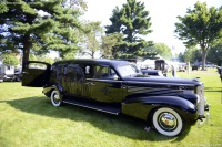 1937 LaSalle 510-C