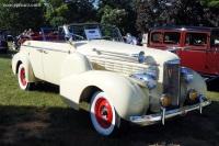 1938 LaSalle Series 50 image.