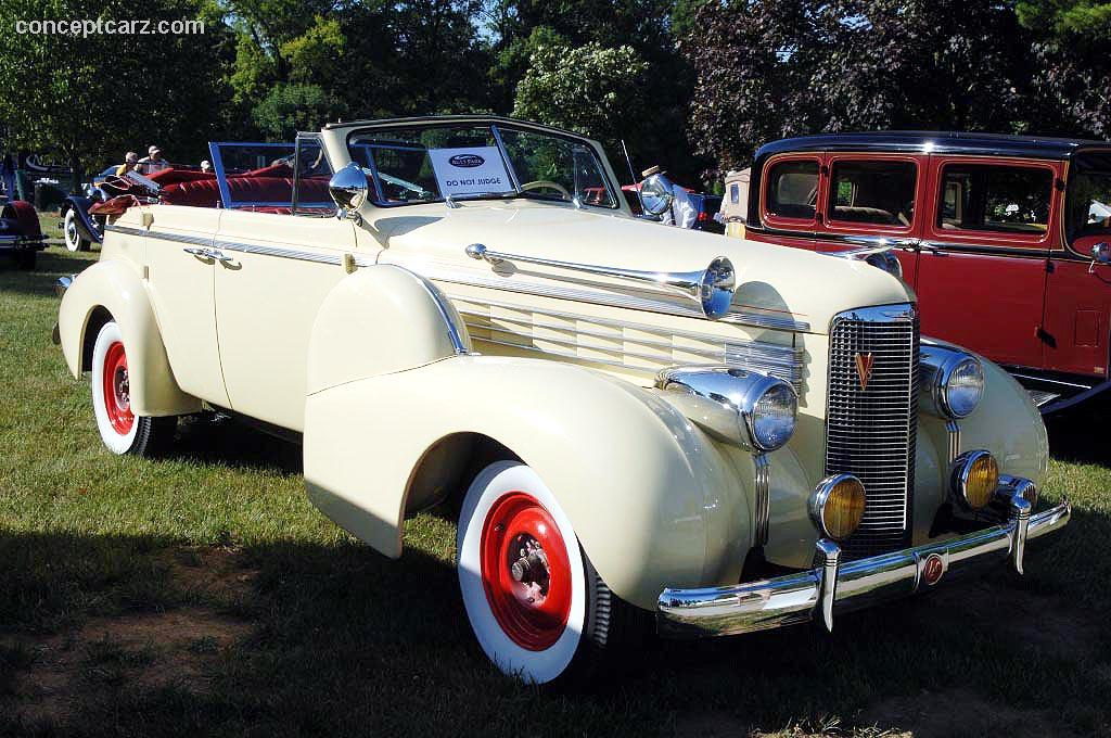 1938 Lasalle Series 50 History Pictures Value Auction Sales Research And News