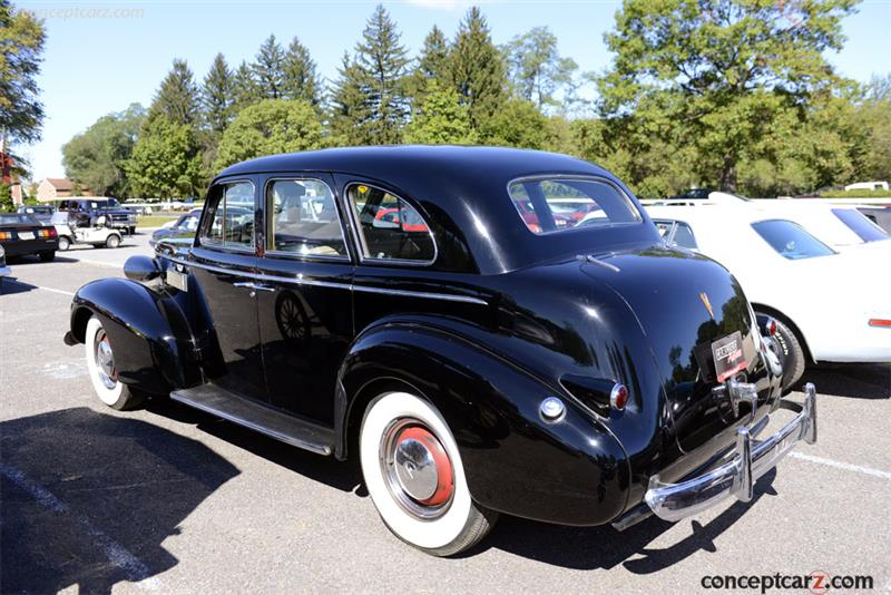 Cadillac Price >> 1939 LaSalle Series 50 Image. Photo 5 of 43