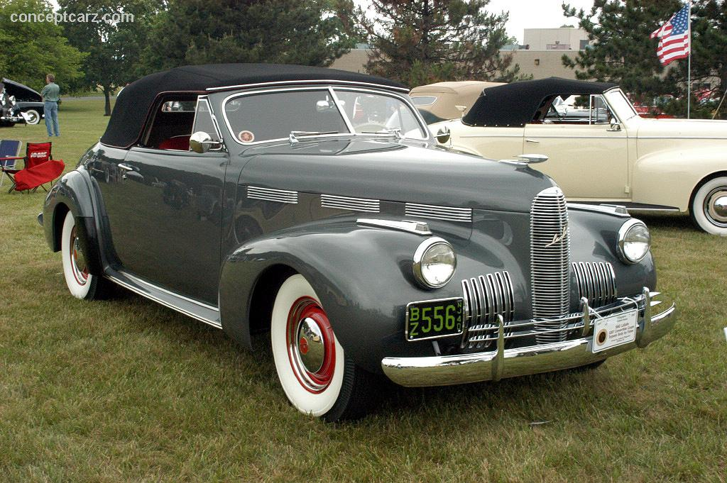 1940 Lasalle 40 52 Image