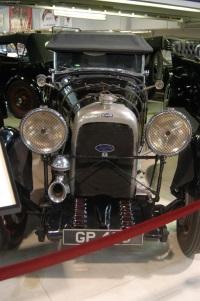 1931 Lagonda 2-Liter Low Chassis