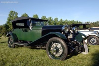 1928 Lagonda 2-Liter High Chassis image.
