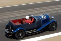 1929 Lagonda 14/50 Two-Litre.  Chassis number 9517