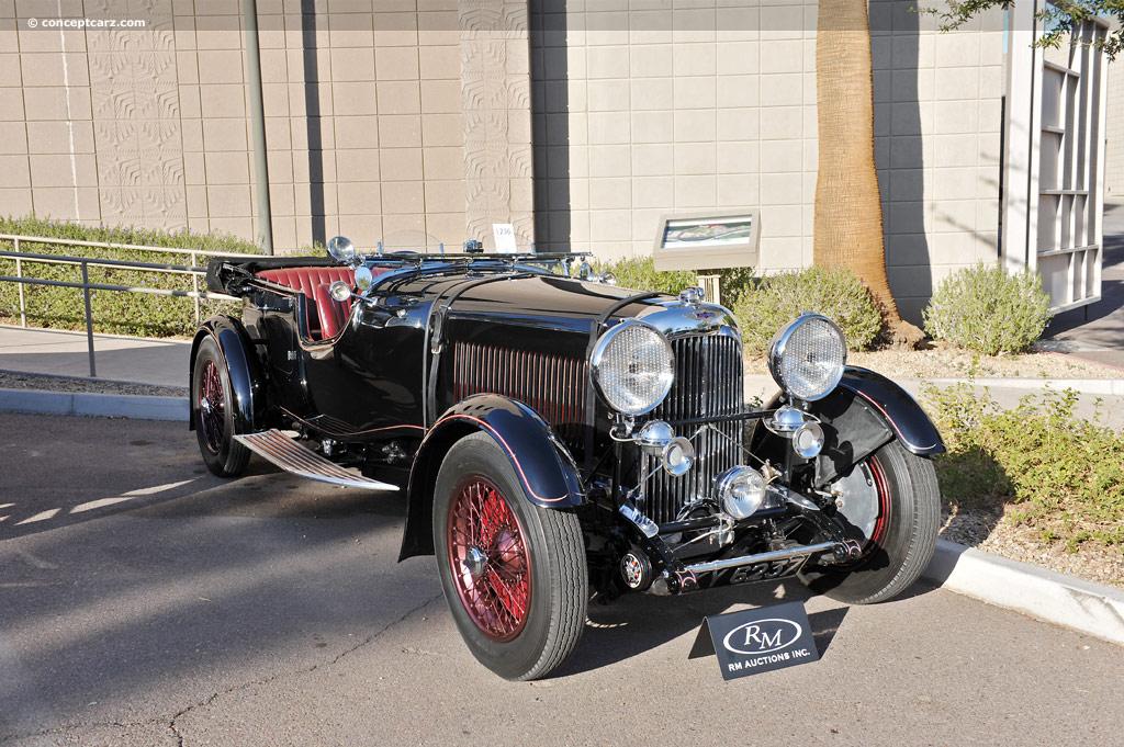 1933 Lagonda T-3