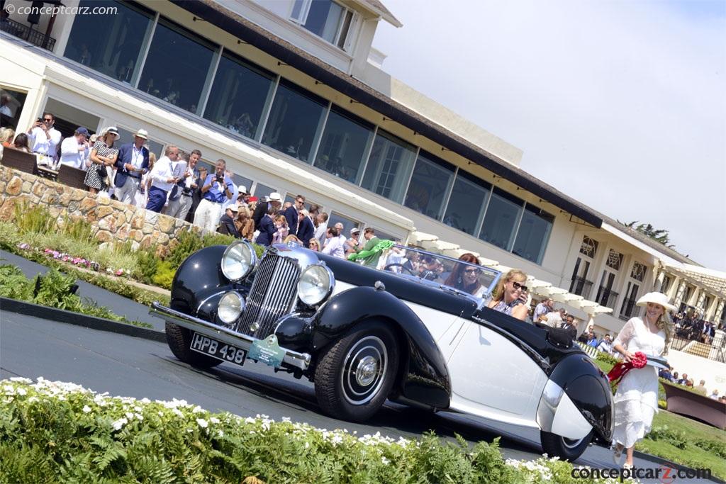 1938 Lagonda V12
