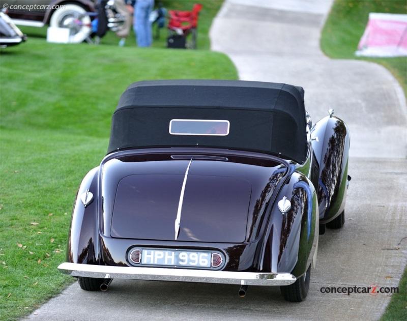 Chassis 14091 1939 Lagonda V12 Chassis Information