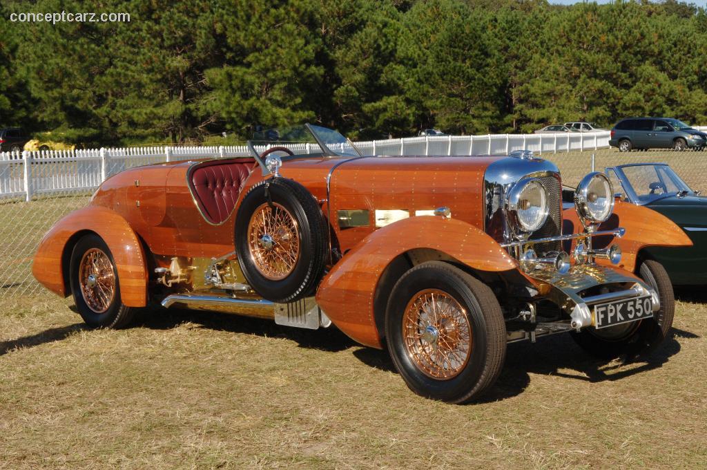 1939 Lagonda Rapide Tulipwood Boattail Racer Pictures