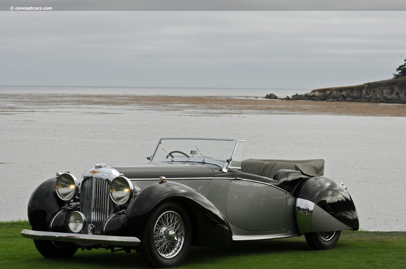 1939 Lagonda V12 History Pictures Value Auction Sales Research
