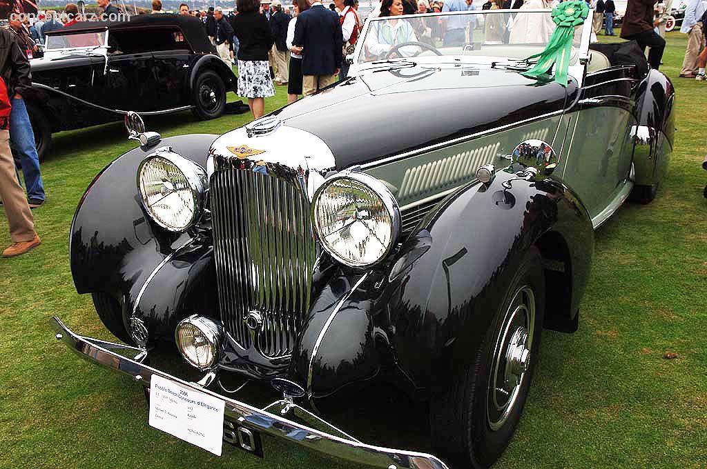 1939 Lagonda V12 Image