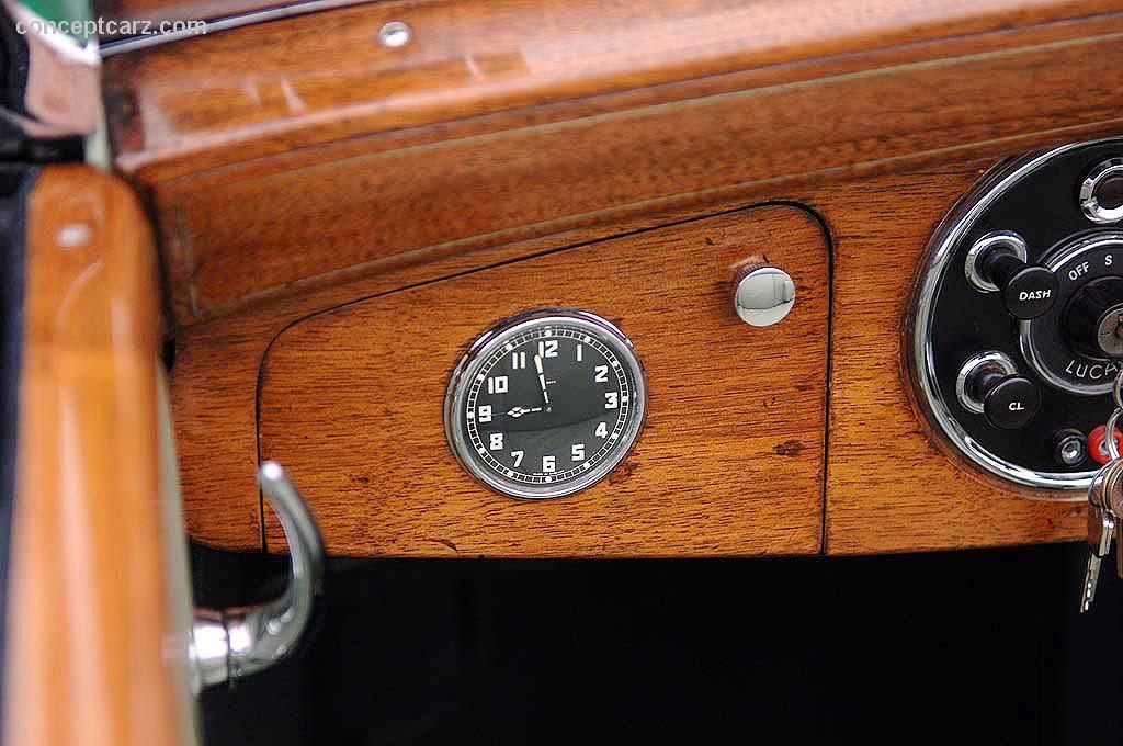 1939 Lagonda V12