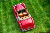 1939 Lagonda V12.  Chassis number 14113
