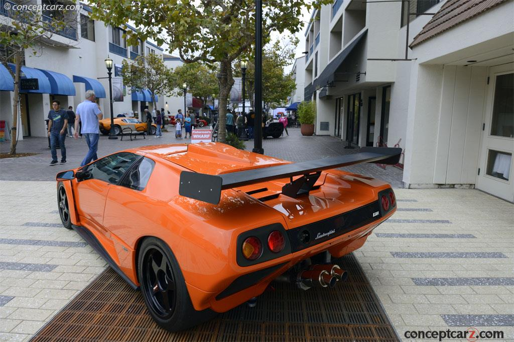 Auction Results And Sales Data For 2000 Lamborghini Diablo Gtr