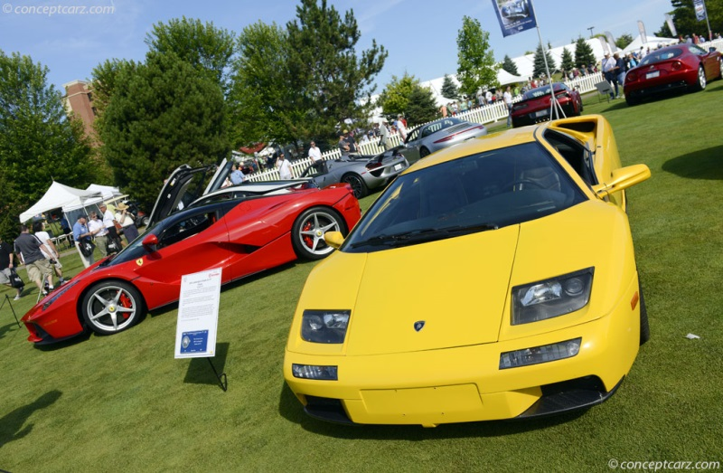 2001 Lamborghini Diablo Vt 6 0 Image Photo 15 Of 56