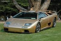 2001 Lamborghini Diablo VT 6.0.  Chassis number 15
