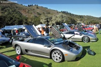 2001 Lamborghini Diablo VT 6.0.  Chassis number 12654