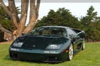 2001 Lamborghini Diablo.  Chassis number ZA9DU01B01LA12714