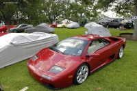 2001 Lamborghini Diablo SV image.
