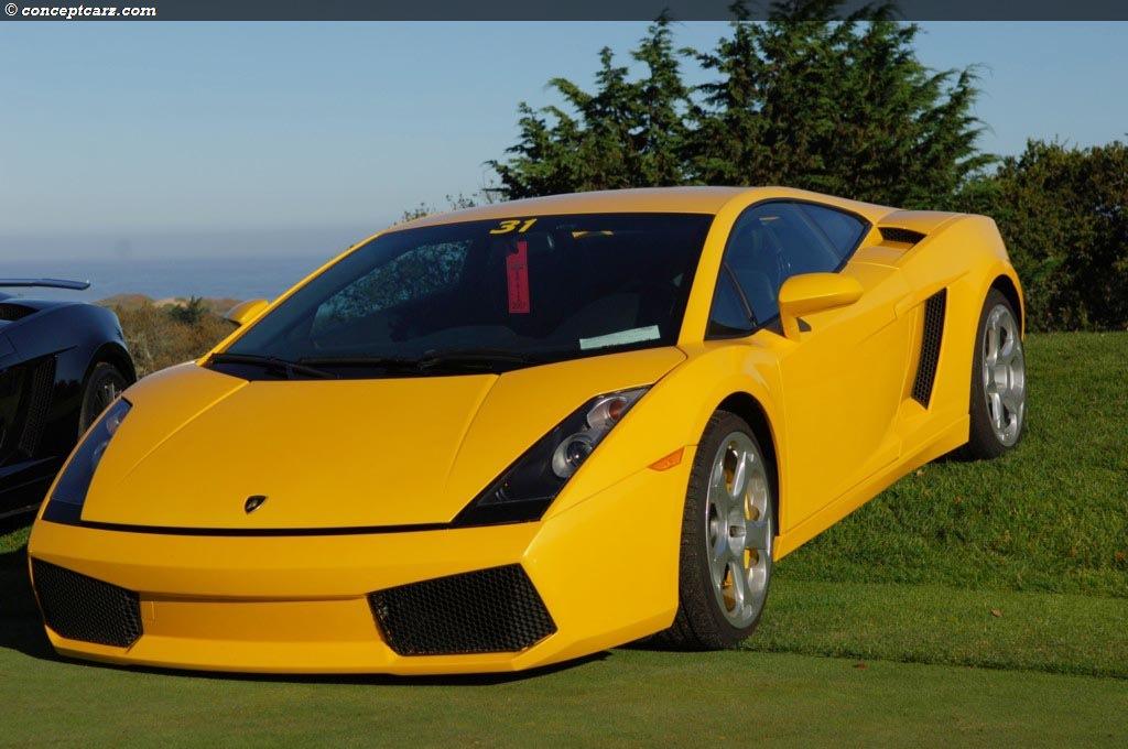 2006 Lamborghini Gallardo Pictures, History, Value, Research, News    Conceptcarz.com