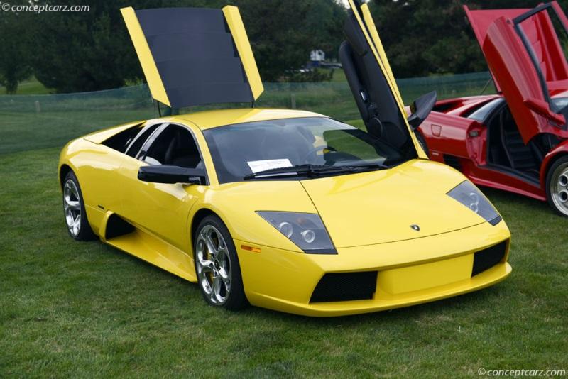 2006 Lamborghini Murciélago