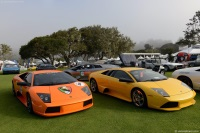 2007 Lamborghini Murciélago LP640 Coupe