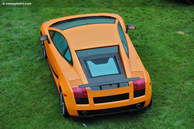 2008 Lamborghini Gallardo Superleggera