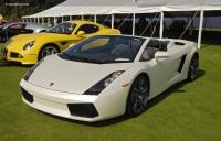 2008 Lamborghini Gallardo Spyder image.