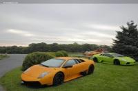 2009 Lamborghini Murciélago LP 670-4 SuperVeloce