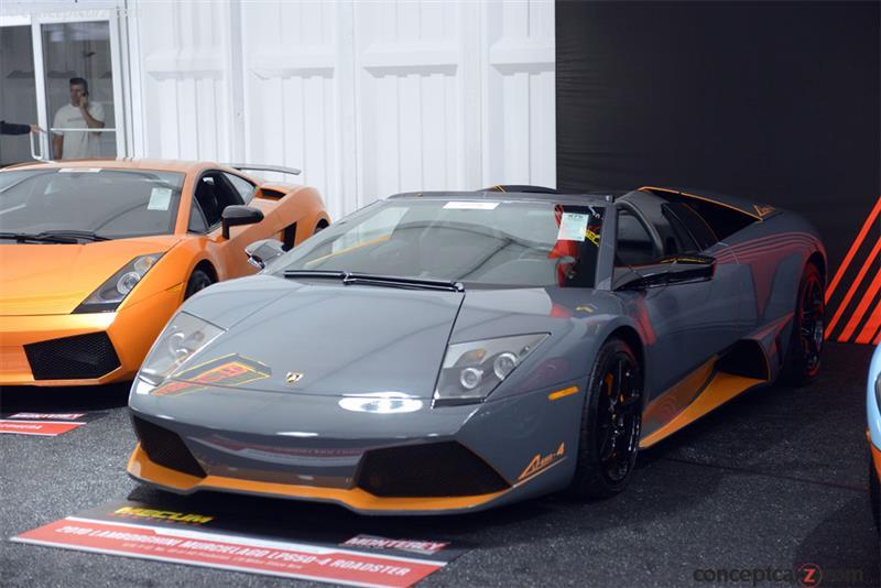 2009 Lamborghini Murcielago LP 650-4