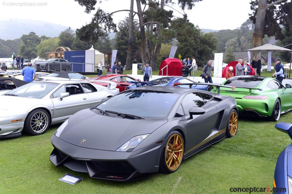 Auction Results And Sales Data For 2012 Lamborghini Gallardo Lp 570