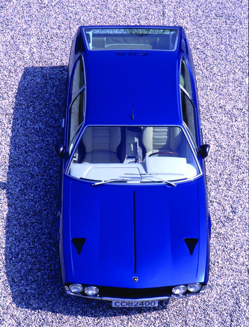 1968 Lamborghini Espada 400 GT S1