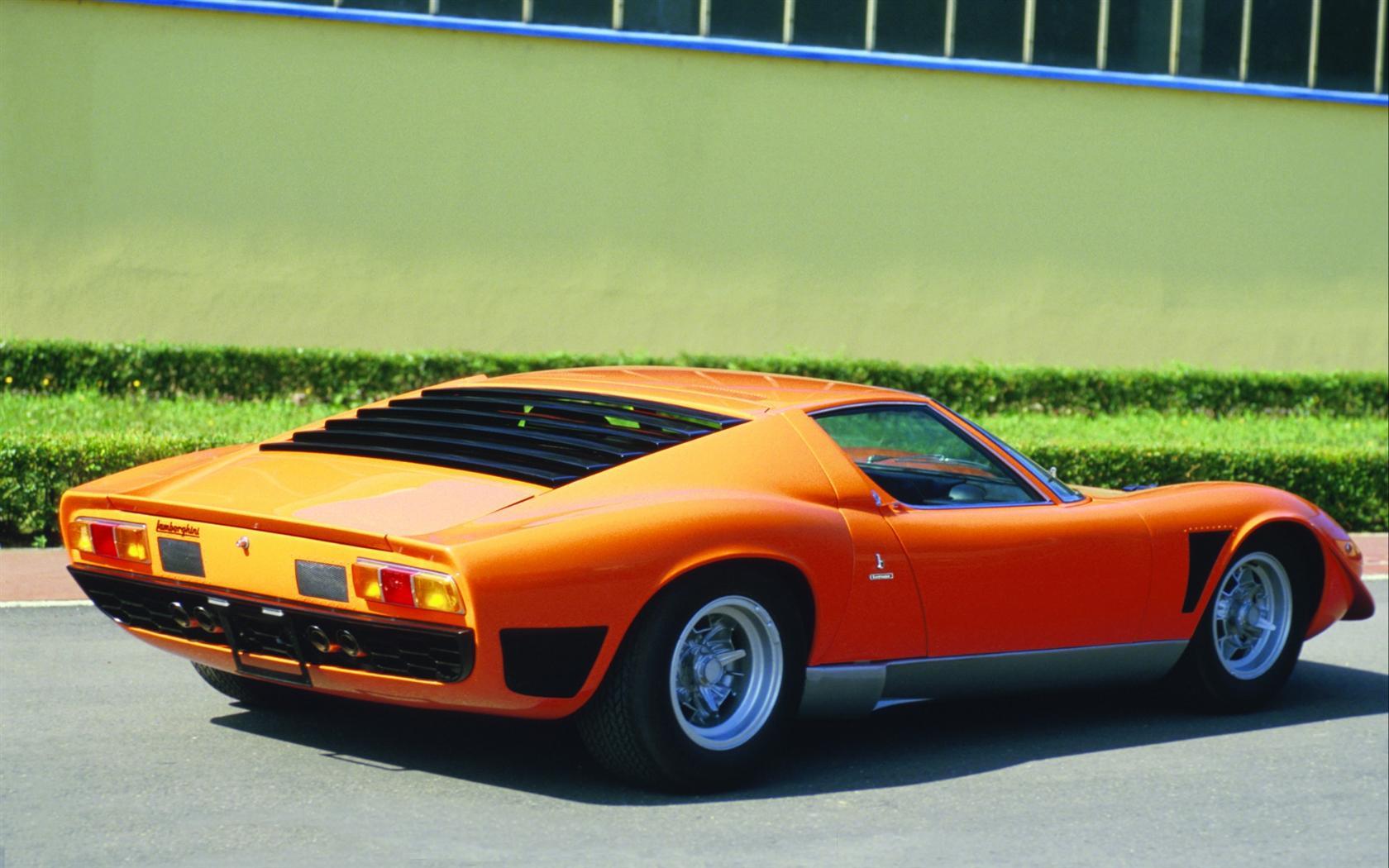 1970 Lamborghini Miura P400s Image Https Www