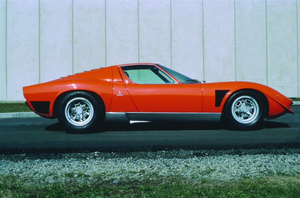 1970 Lamborghini Miura P400s History Pictures Value Auction Sales Research And News