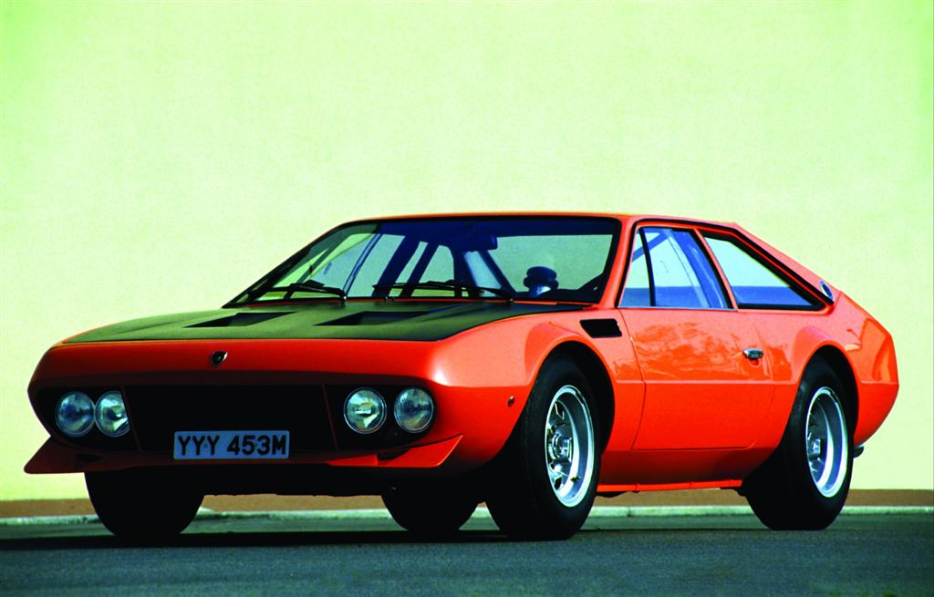Auction Results And Sales Data For 1973 Lamborghini Jarama
