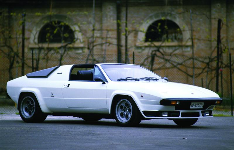 1976 Lamborghini Silhouette Image Https Www Conceptcarz