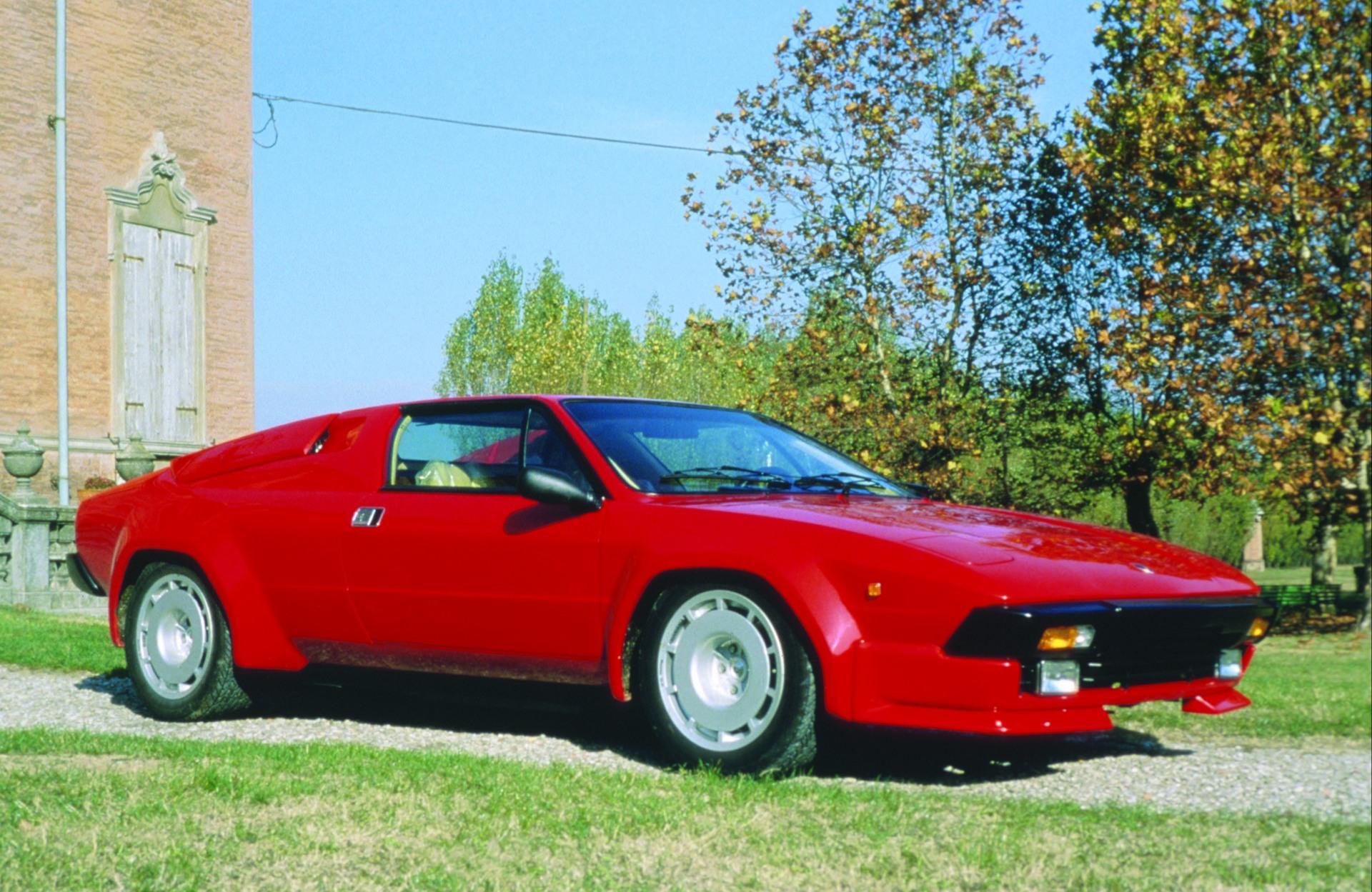 1981 Lamborghini Jalpa P350 Gts Pictures History Value