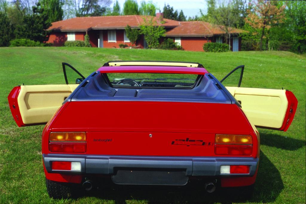 1981 Lamborghini Jalpa P350 Gts Image Https Www