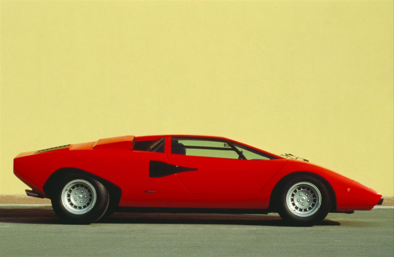 1985 Lamborghini Countach Image Photo 23 Of 46