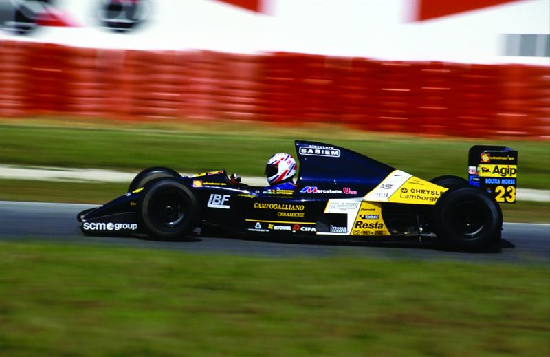 1989 Lamborghini Formula One Image Https Www