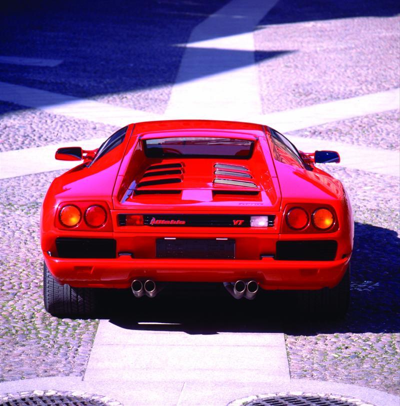 1993 Lamborghini Diablo