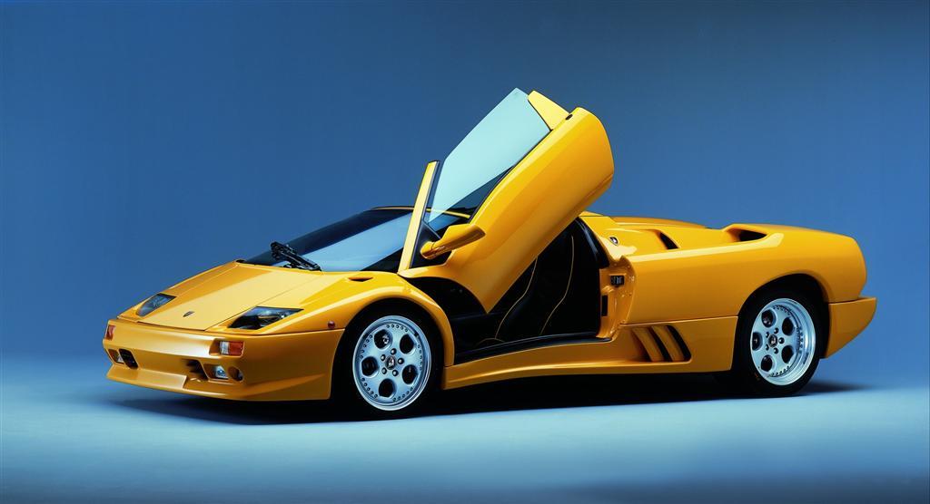 1996 Lamborghini Diablo Vt Roadster Image Photo 15 Of 24