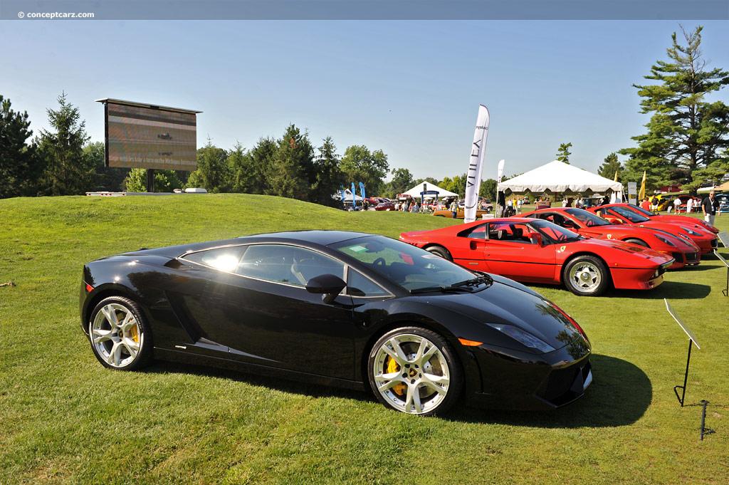 Note: The Images Shown Are Representations Of The 2011 Lamborghini Gallardo  ...