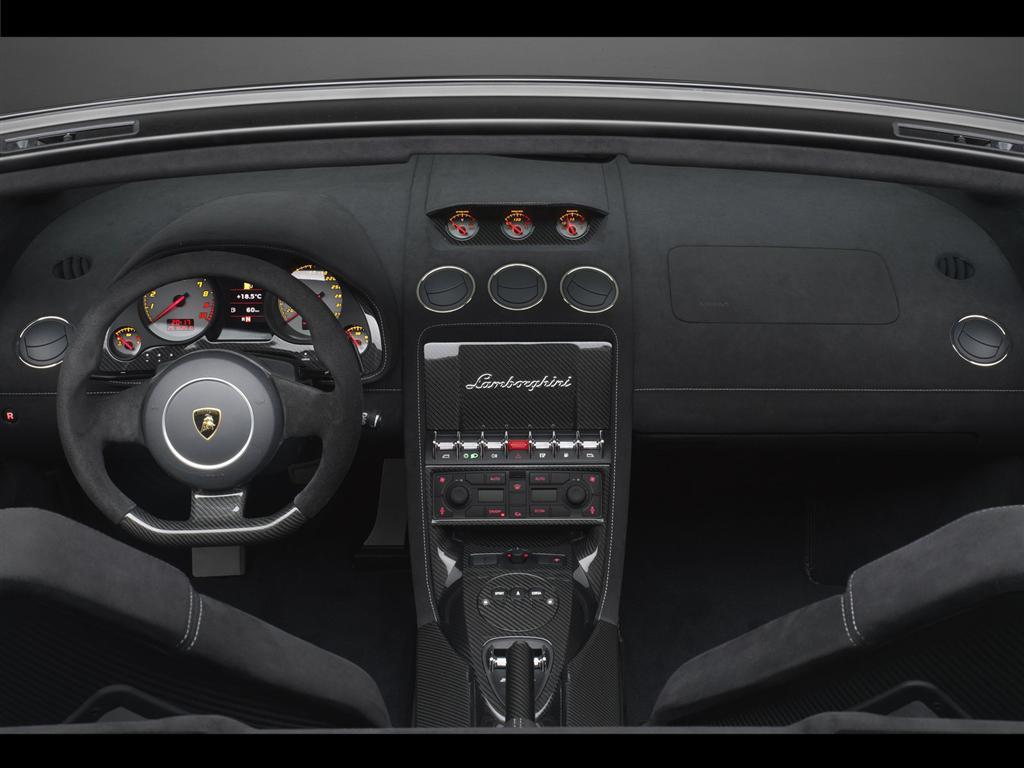 2011 Lamborghini Gallardo LP570 4 Performante